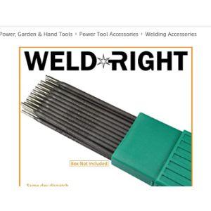 Weld Right Cast Iron Welding Rod