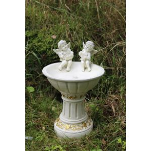 Home And Garden Products Angel Bird Bath
