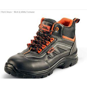 Black Hammer S3 Safety Boot