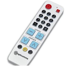 Amplicomms Lighting Universal Remote Control