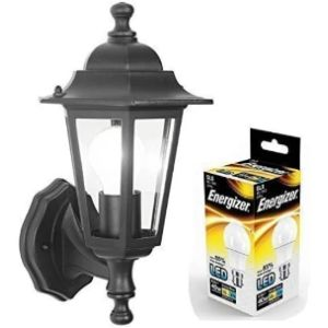 Bright Electrical Led Wall Lantern Outdoors
