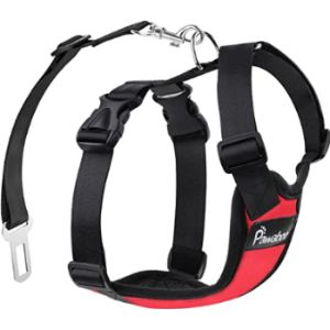 Pawaboo Harness Safety Vest