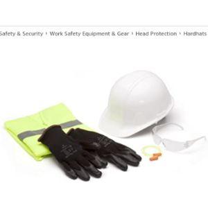 Pyramex Safety Hard Hat Safety Vest