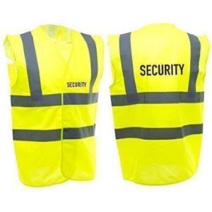 Myog Personalised Prints Class 3 High Visibility Vest