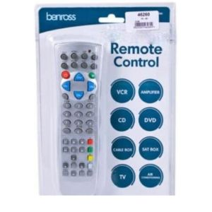 World Quality Vcr Universal Remote Control