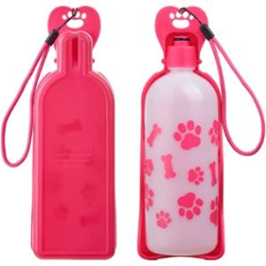 Anpetbest Cat Travel Water Bottle