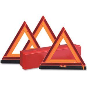 Orange Safety Triangle