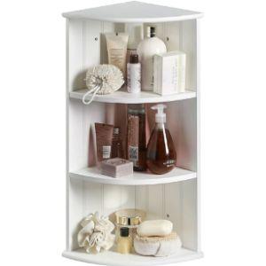 Vonhaus Kitchen Cabinet Corner Shelf