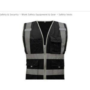 Gogo Ansi Reflective Safety Vest