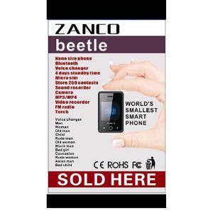 Zanco Wifi Gsm Phone
