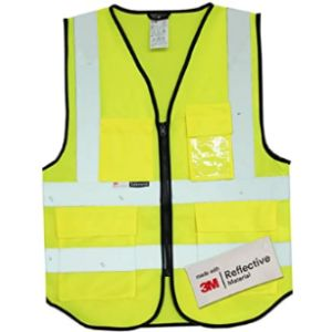 Salzmann Cycling High Visibility Vest