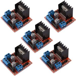 Gaoxing Tech. Arduino High Current Motor Controller