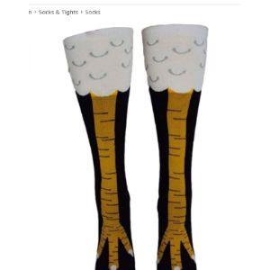 Thefound Chicken Sock