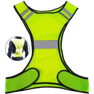 Uncle Paul Reflective Safety Vest Running