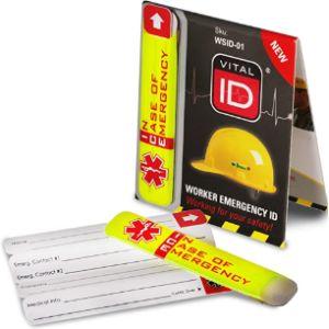 The Chemical Hut Hard Hat Safety Vest