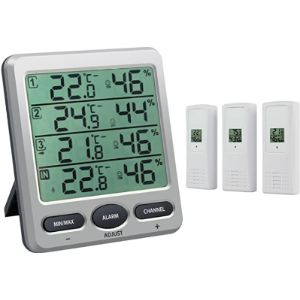 Neoteck Outdoor Digital Thermometer Wireless