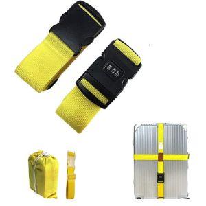 Chmete Luggage Belt Lock