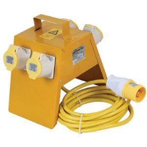 Pro Elec Iec Splitter Box