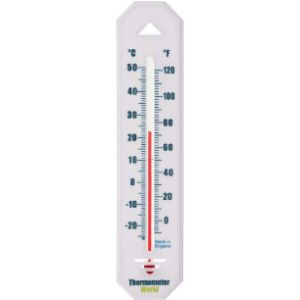 Thermometer World Wall Thermometer Indoors