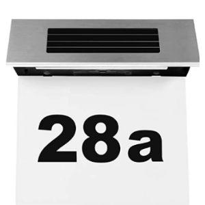 Led Light House Number