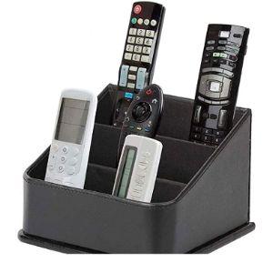 Jackcubedesign Remote Control Holder Box