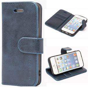 Mulbess Blue Flip Phone