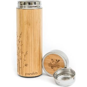 Pandoo Coffee Maker Vacuum Flask