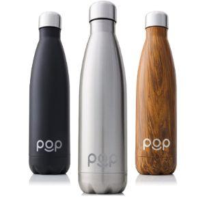 Pop Buy Insulated Water Bottle