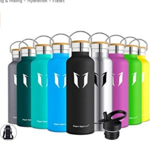 Super Sparrow 750Ml Stainless Steel Water Bottle