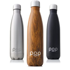 Pop Stainless Steel Water Bottle Filter