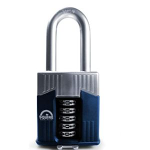 Henry Squire Shim Combination Lock
