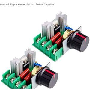 Partstower Arduino High Current Motor Controller