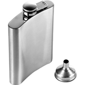 Anpro Stainless Steel Flask Funnel