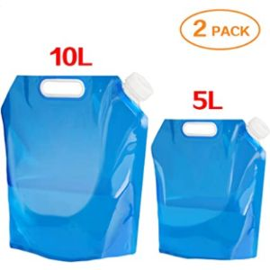 Aboat Large Collapsible Water Bottle