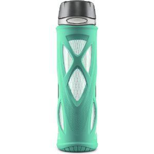 Zulu Glass Water Bottle