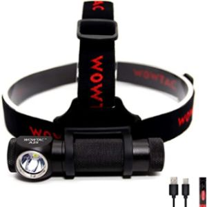 Review Camping Head Torch
