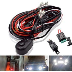 Safego Led Work Lamp 12V