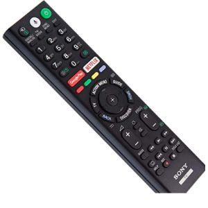 Sony Universal Remote Voice Control