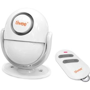 Light Battery Operated Motion Detector