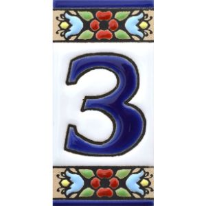 Spanish House Number