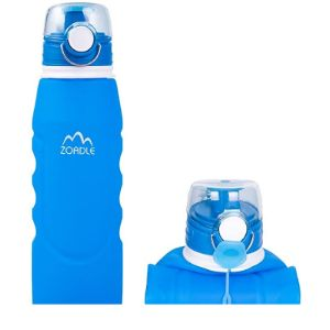 Zoadle Large Collapsible Water Bottle