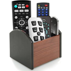 Coideal Remote Control Holder Wooden
