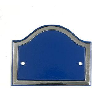 Metal House Number Plaque