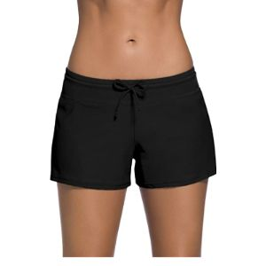 Dolamen Boy Short Swimsuit Bottom