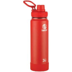 Takeya Actives Vacuum Insulated Water Bottle