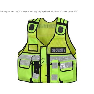 Rac3 Funny Safety Vest