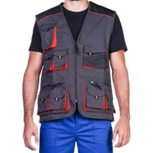 Construction Worker Safety Vest