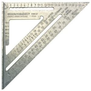 Metric Roofing Square