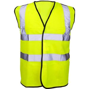 Expert Workwear France Driving High Visibility Vest