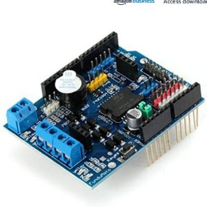 Ihaospace Arduino High Current Motor Controller